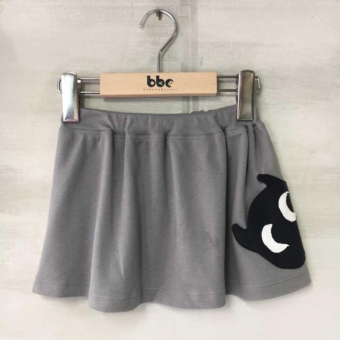 baby baby cool|小精靈口袋裙(灰)