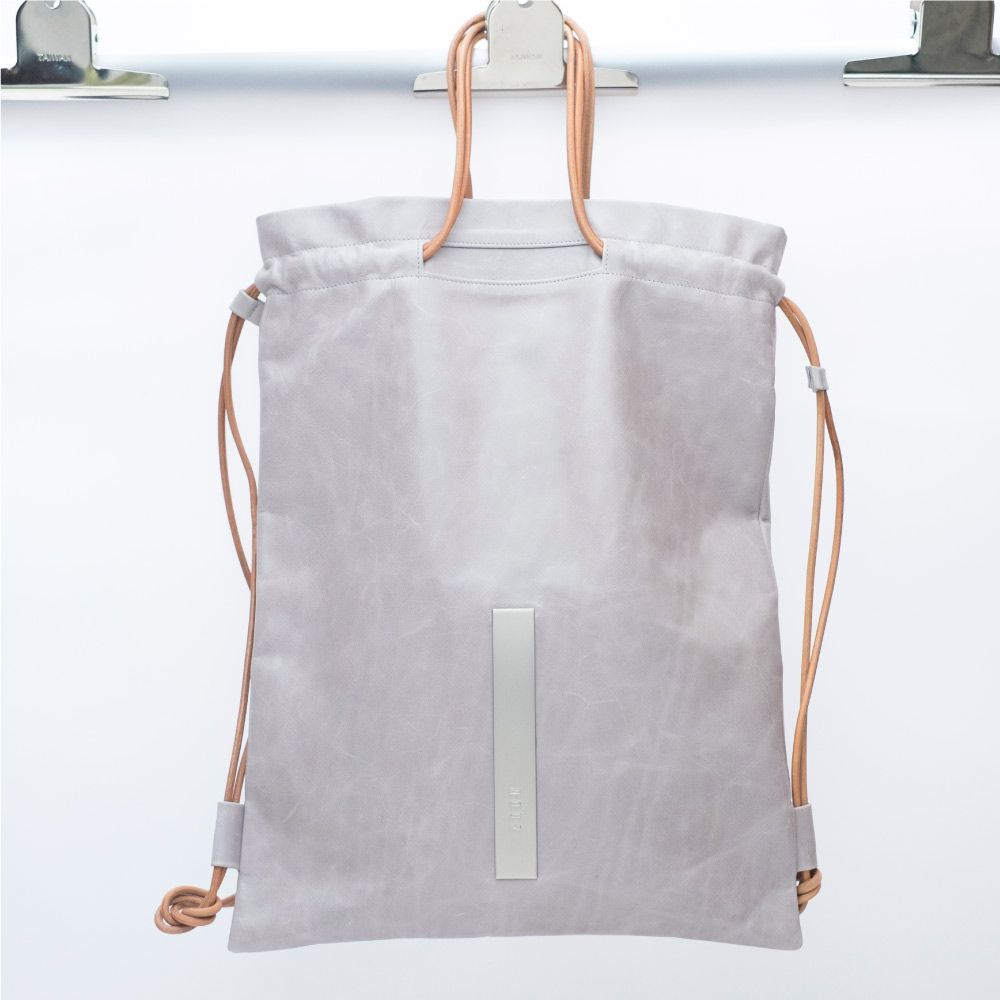 NOUR|Universe bag - Mercury grey / NOUR 宇宙包 - 水星灰