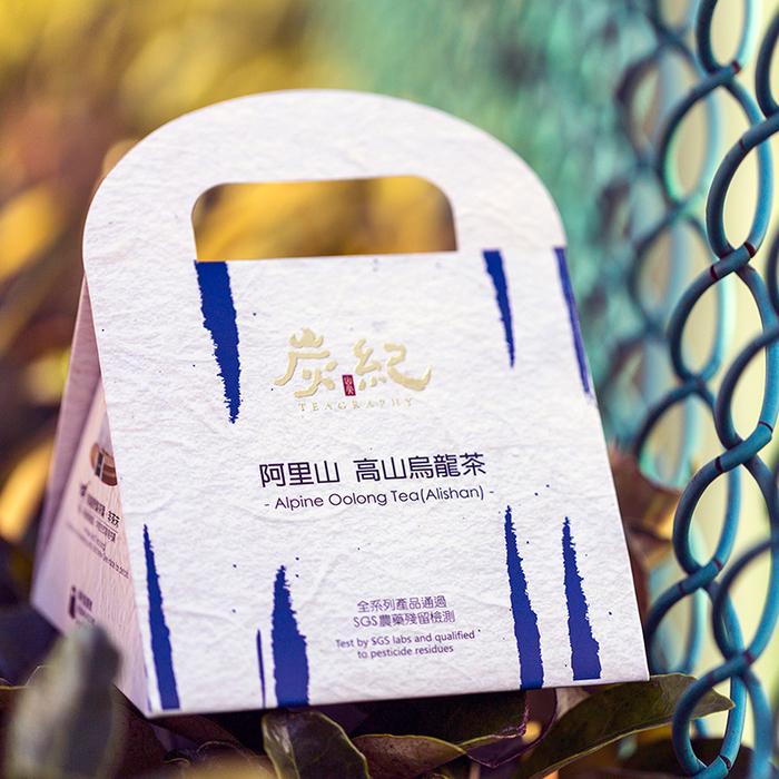 (複製)炭紀|炭TOGO系列-松柏嶺.松柏長青茶(3克袋茶8入裝)-手提盒