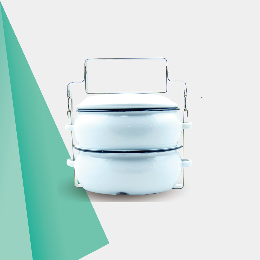 ShopChaMuch|白米貳白 琺瑯PINTO便當盒