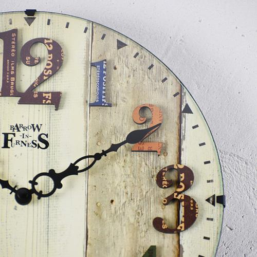 Zeller Life|古典仿舊造型時鐘