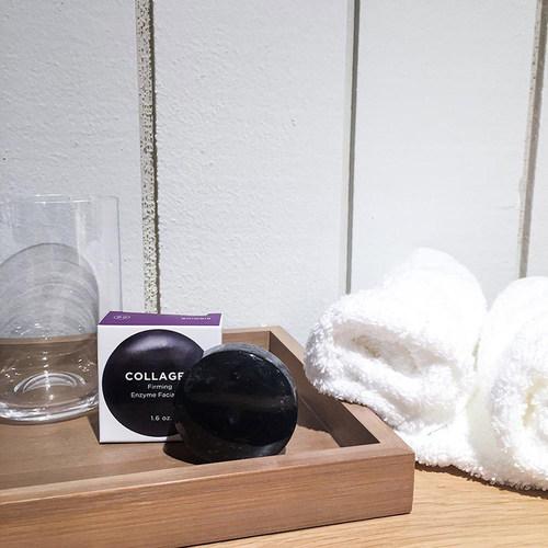美國 Celeste|膠原蛋白酵素洗臉皂