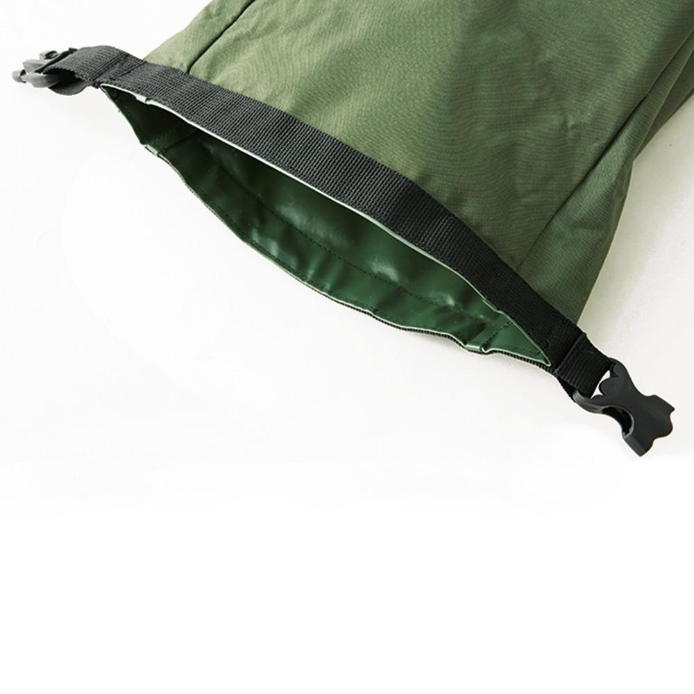 Zeller Life 扣掛式衛生紙收納袋(綠)