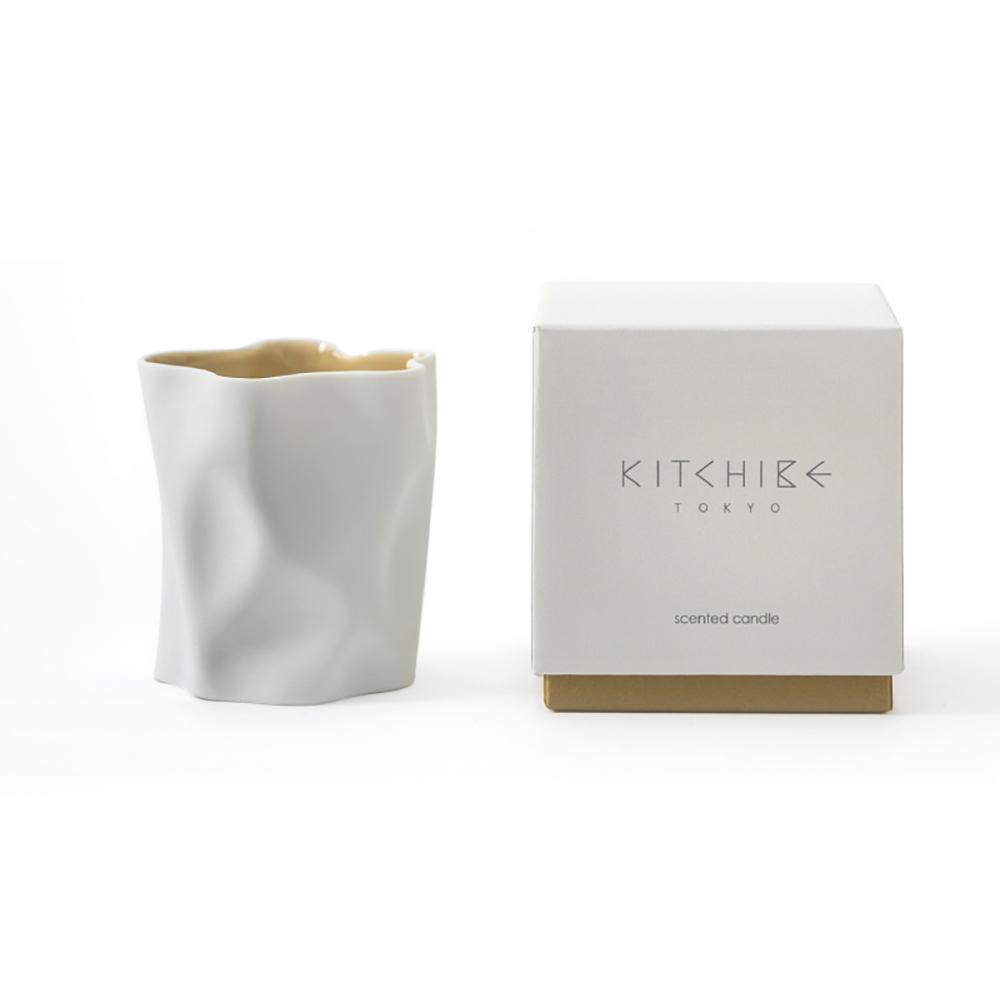 KITCHIBE|Crinkle Candle 大豆蠟香氛蠟燭 香木