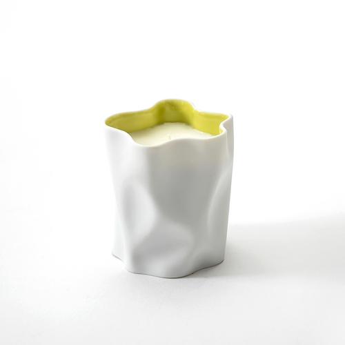 KITCHIBE|Crinkle Candle 大豆蠟香氛蠟燭 柚子