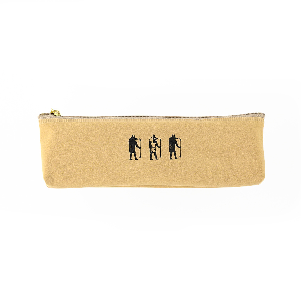 El Commun 古埃及神船型筆袋-阿努比斯