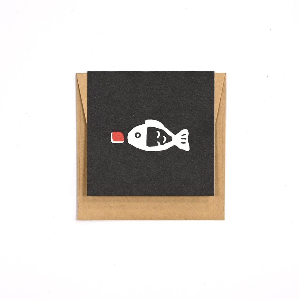 El Commun|和風小物萬用卡-壽司