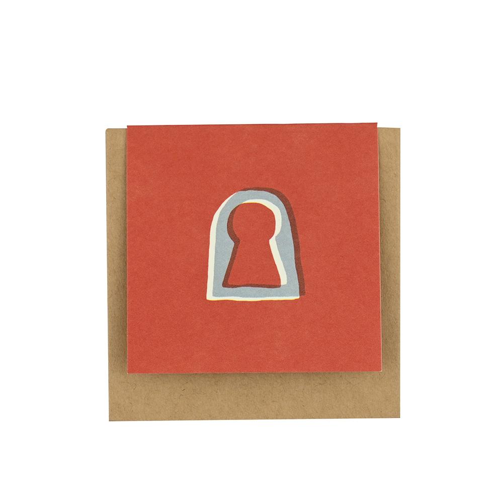 El Commun|和風小物萬用卡-土偶