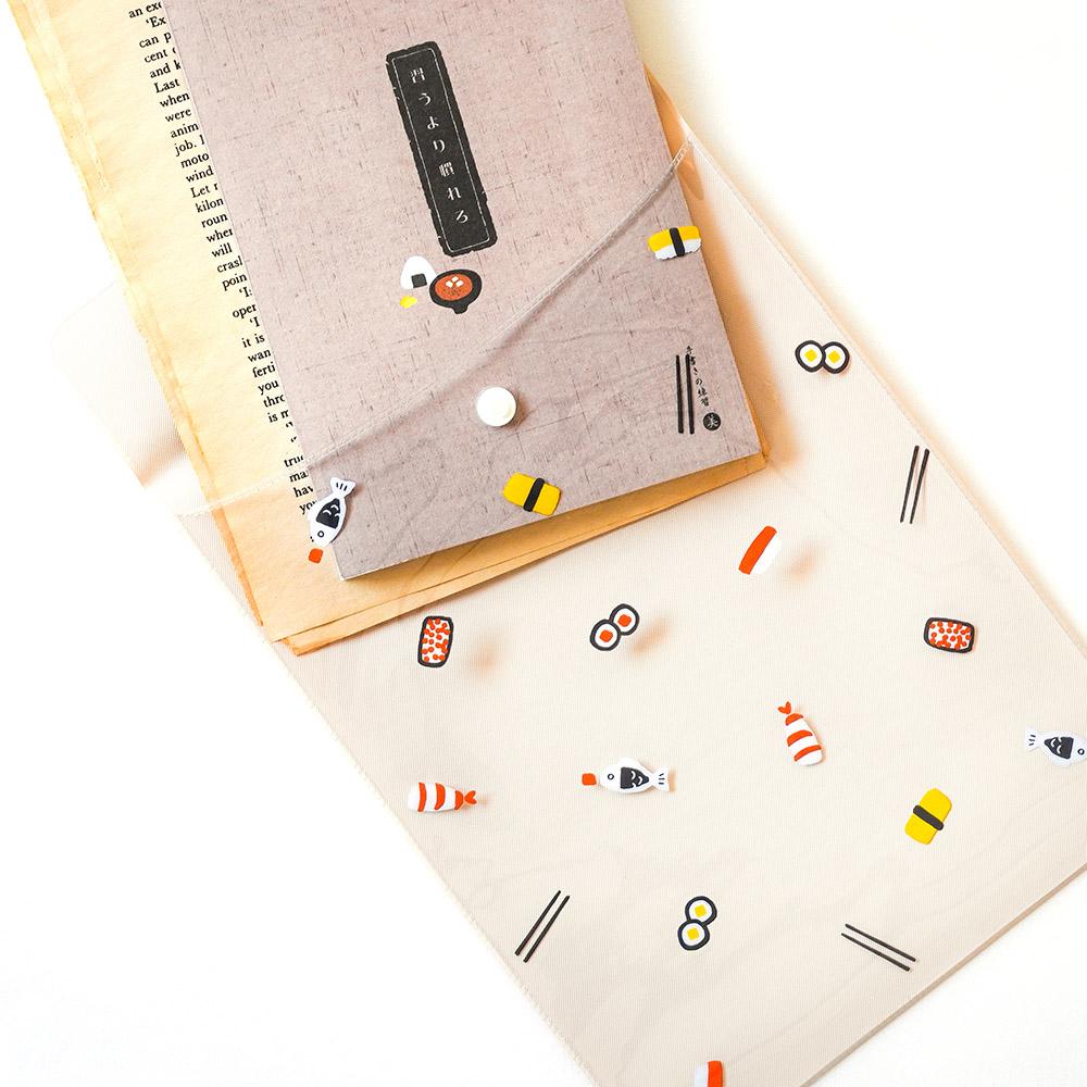 El Commun|和風小物資料袋-壽司