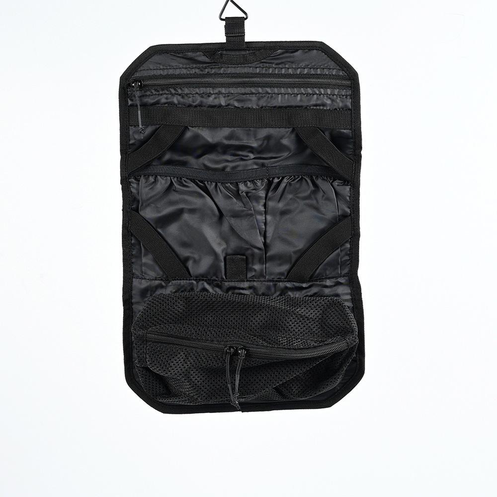 POST GENERAL 懸掛式萬用小型收納袋(玄黑色)