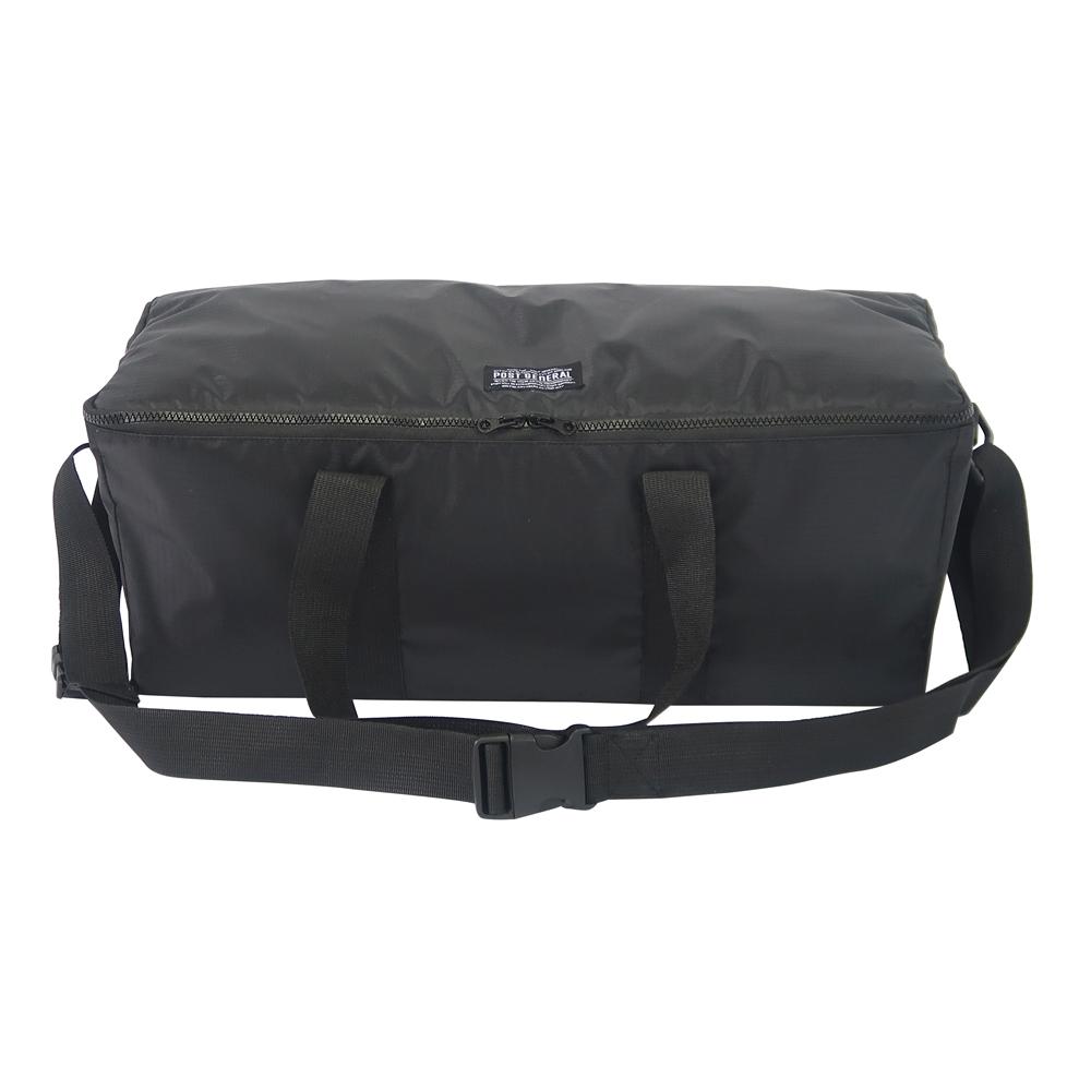 POST GENERAL|可折疊立體長型保冷保溫袋(玄黑色)