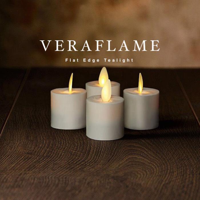 Veraflame|迷你許願蠟燭4入組