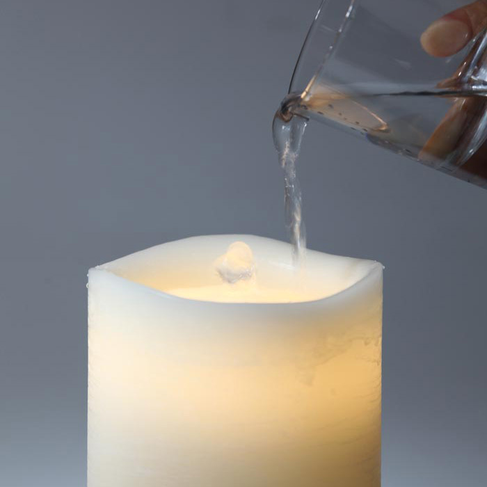 Veraflame|噴泉蠟燭 LED Wax Fountain