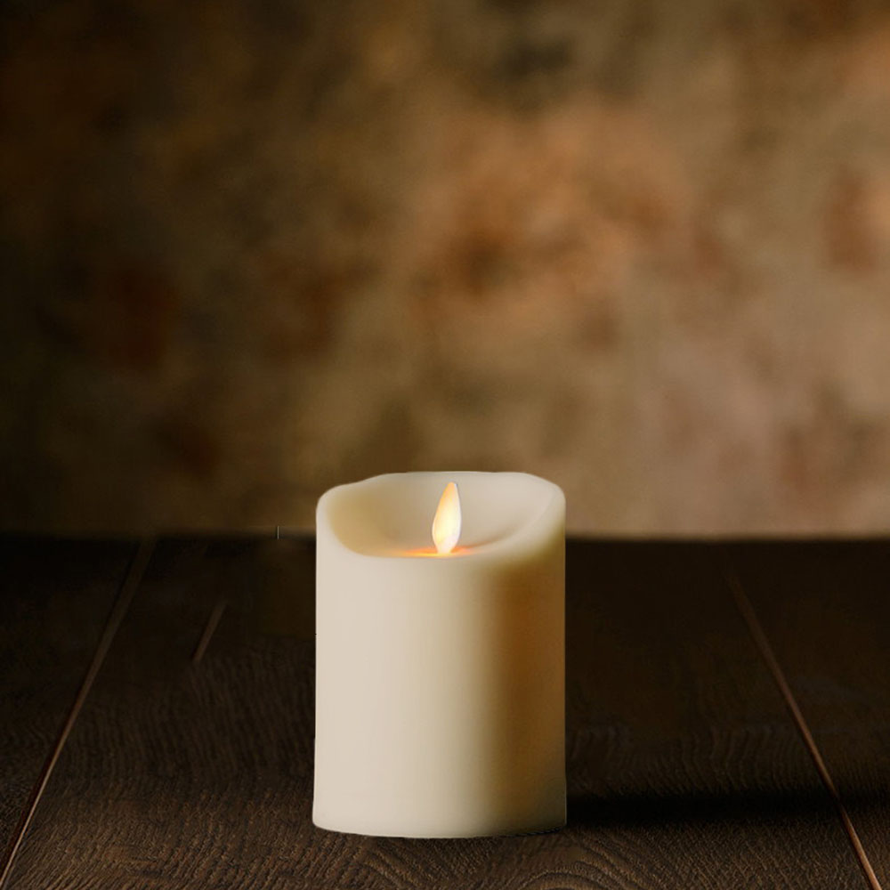Veraflame ⍉ 3斜口擬真 LED 塑膠蠟燭 Oblique Edge LED Candle(S)