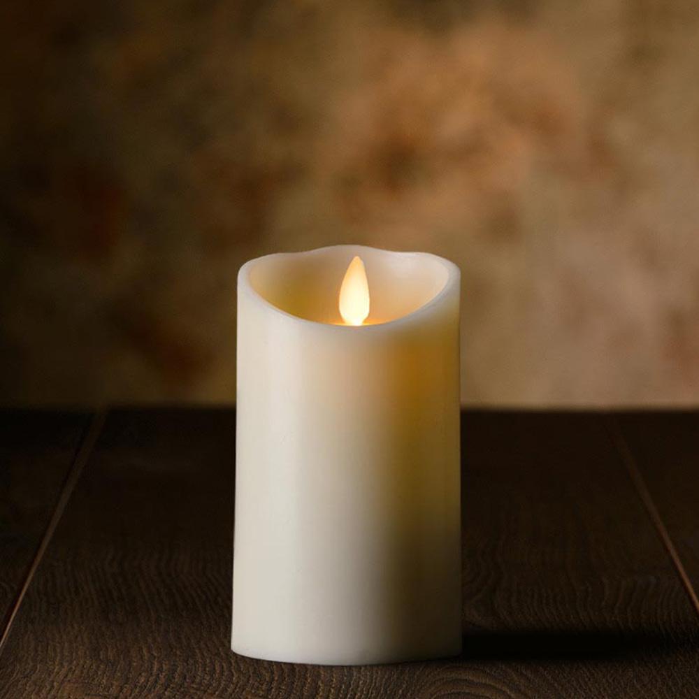 Veraflame|⍉ 3斜口擬真 LED 塑膠蠟燭 Oblique Edge LED Candle(M)