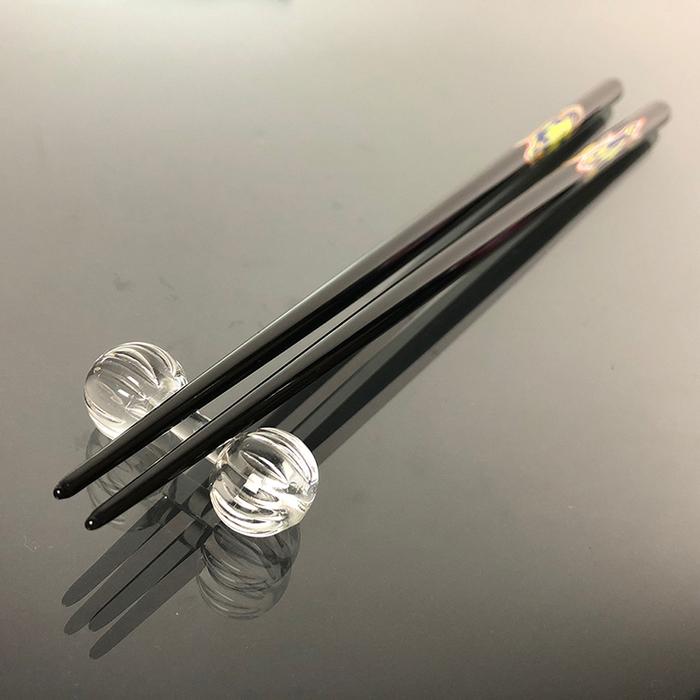 (複製)光山行|手工研磨一生一筷 面 Lacquer chopsticks(黃綠色)