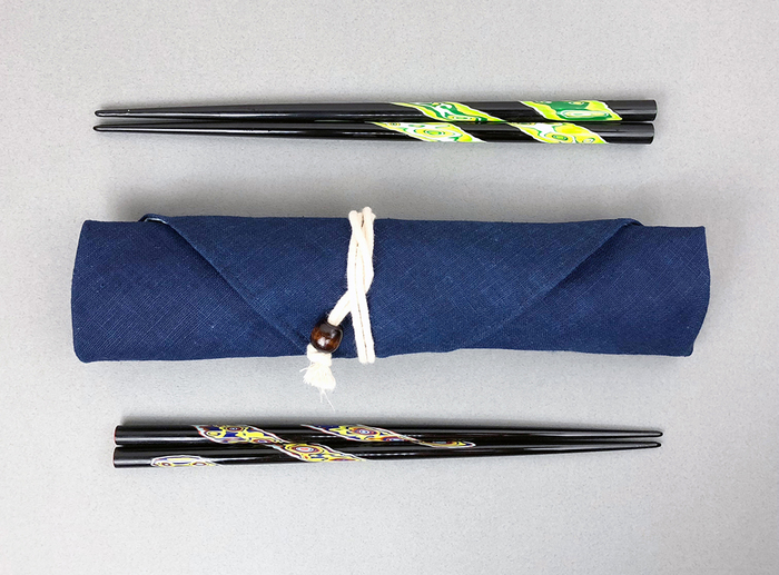 (複製)光山行|手工研磨一生一筷 螺鈿 Lacquer chopsticks(紅色)