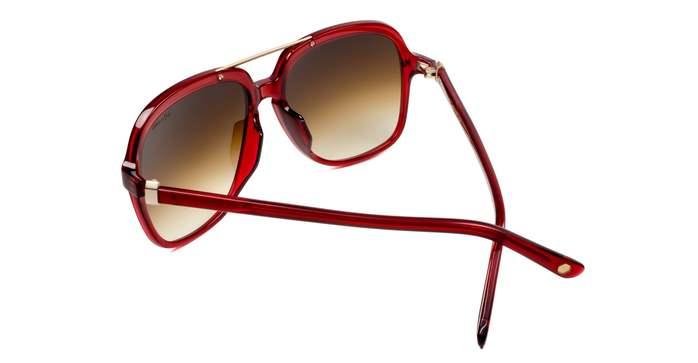 HEX Eyewear|藝術家 - Kurt C.│墨鏡│太陽眼鏡│義大利設計 - 玫瑰紅