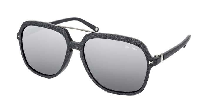 HEX Eyewear|藝術家 - Kurt C.│墨鏡│太陽眼鏡│義大利設計 - 炭燒深藍