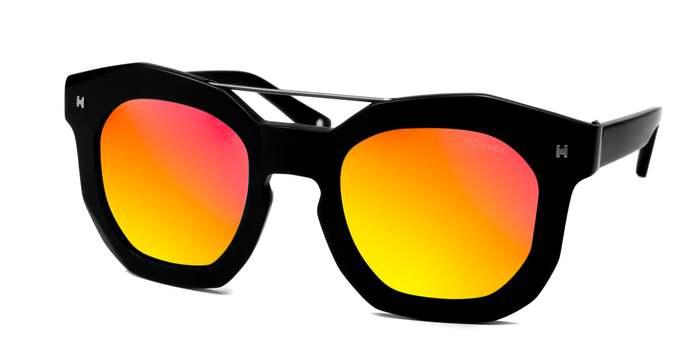 HEX Eyewear 藝術家 - Andy W.│墨鏡│太陽眼鏡│義大利設計 - 黑色