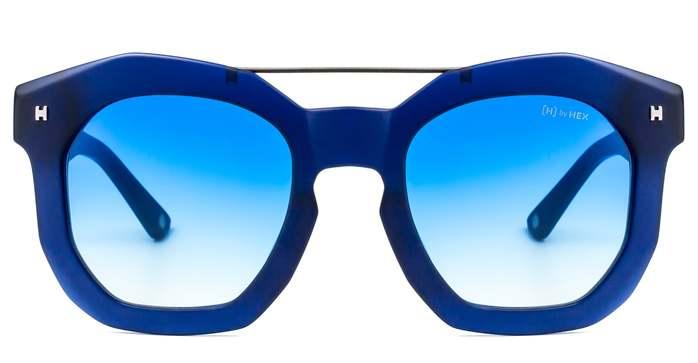 HEX Eyewear|藝術家 - Andy W.│墨鏡│太陽眼鏡│義大利設計 - 海軍藍