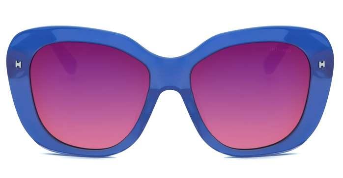 HEX Eyewear 設計師 - COCO C.│墨鏡│太陽眼鏡│義大利設計 - 透藍