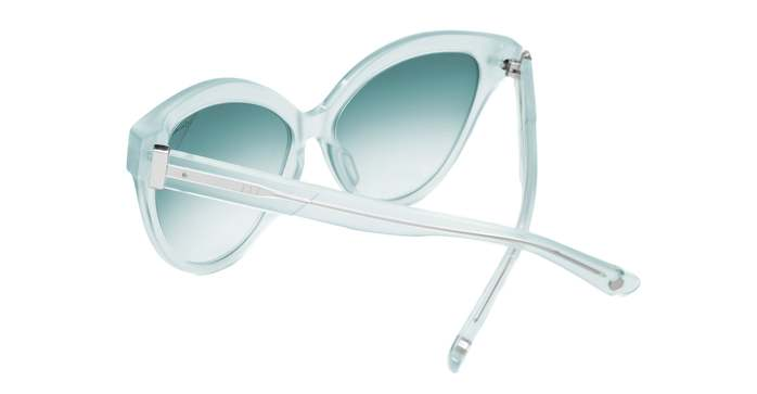 HEX Eyewear|教育家 - Jocelyn B.│墨鏡│太陽眼鏡│義大利設計 - 透綠