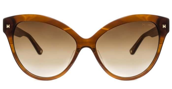 HEX Eyewear 教育家 - Jocelyn B.│墨鏡│太陽眼鏡│義大利設計 - 透褐