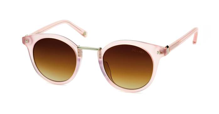 HEX Eyewear 政治家 - Henry S.│墨鏡│太陽眼鏡│義大利設計 - 透粉