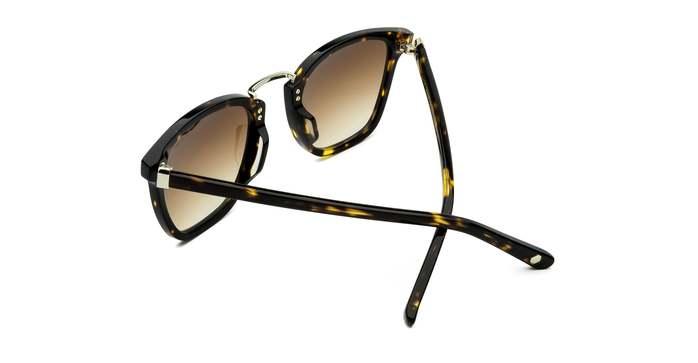 HEX Eyewear 交易者 - Viktor B.│墨鏡│太陽眼鏡│義大利設計 - 褐色啡花