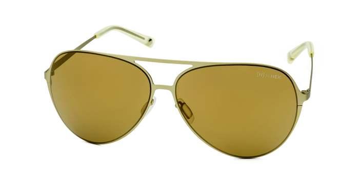 HEX Eyewear|飛行員 - Wilbur W.│墨鏡│太陽眼鏡│義大利設計 - 黃色