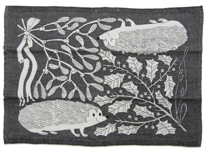 (複製)Lapuan Kankurit|鹿兒島睦鯉魚萬用擦巾 (水藍)