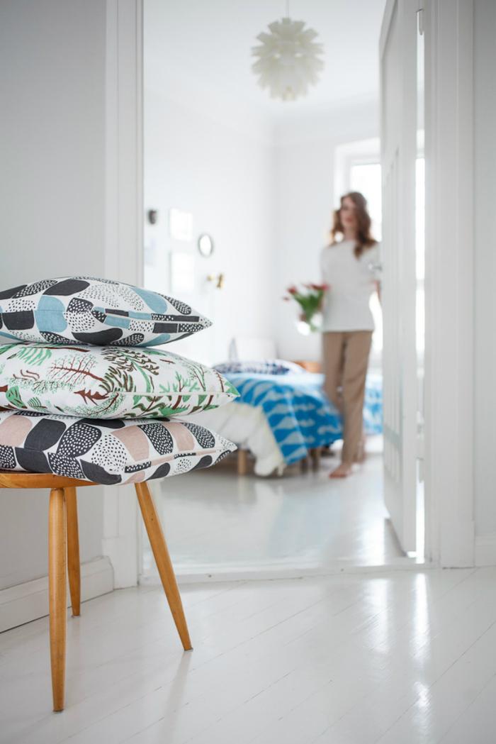 (複製)Kauniste|棉麻抱枕套 (赫爾辛基)