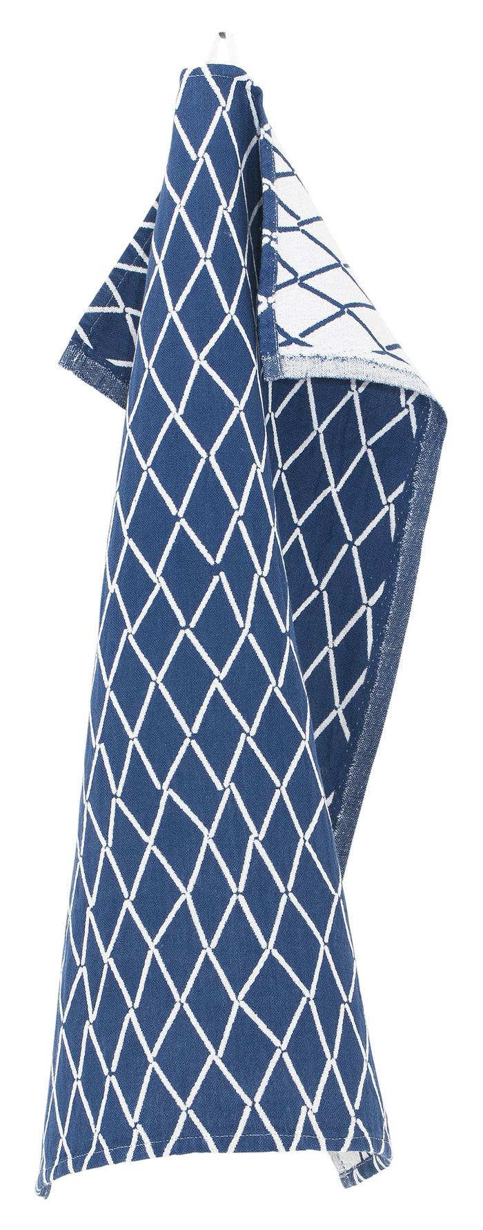 Lapuan Kankurit|Eskimo棉麻萬用擦巾 (深藍)