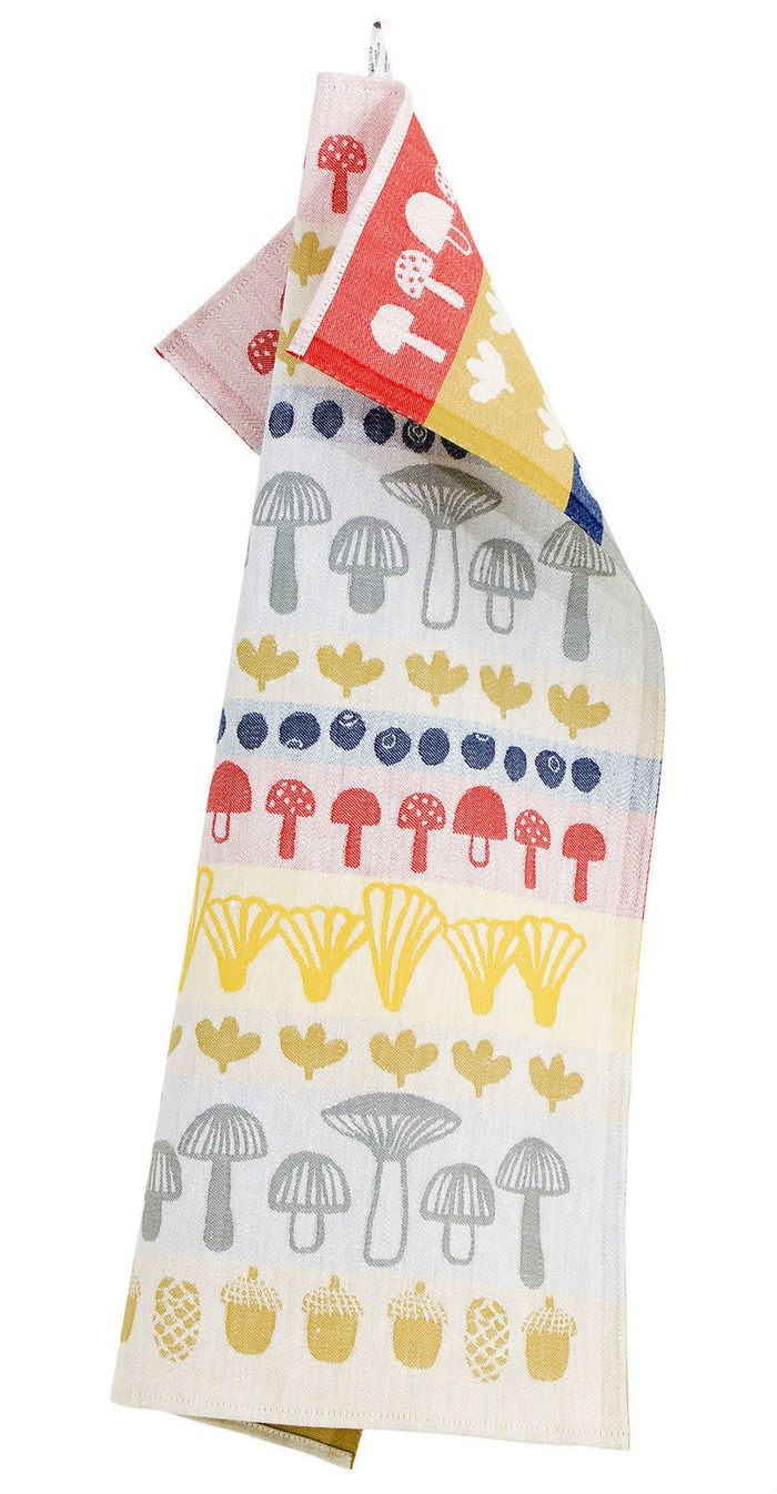 Lapuan Kankurit 繽紛蘑菇萬用擦巾