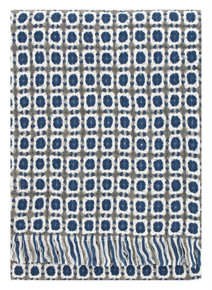 (複製)Lapuan Kankurit|鹿兒島睦貓狗羊毛毯 (粉灰)