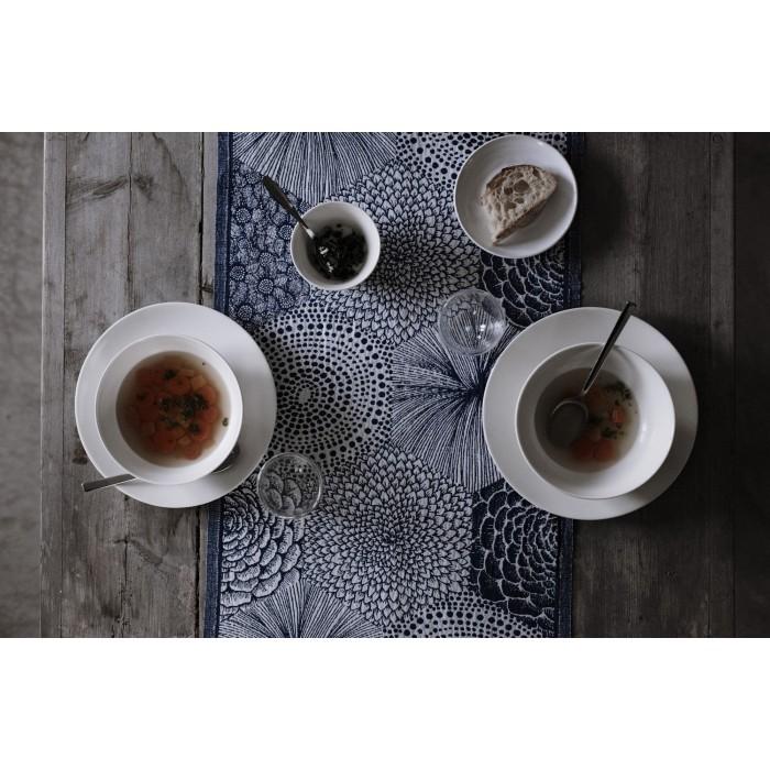 (複製)Lapuan Kankurit|鹿兒島睦花束長桌巾 (墨綠)