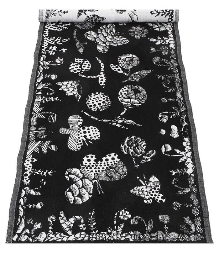 (複製)Lapuan Kankurit|RUUT長桌巾 (灰)