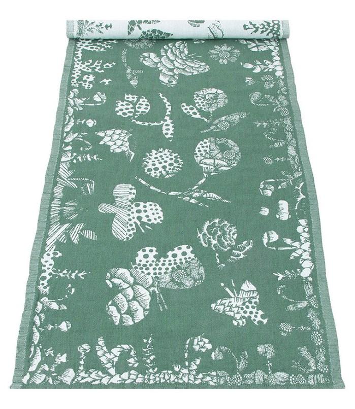 (複製)Lapuan Kankurit|AAMOS棉麻長桌巾 (灰)