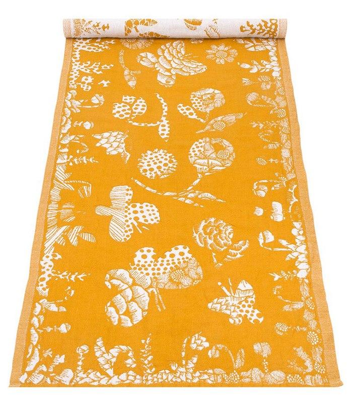 (複製)Lapuan Kankurit|AAMOS棉麻長桌巾 (綠)