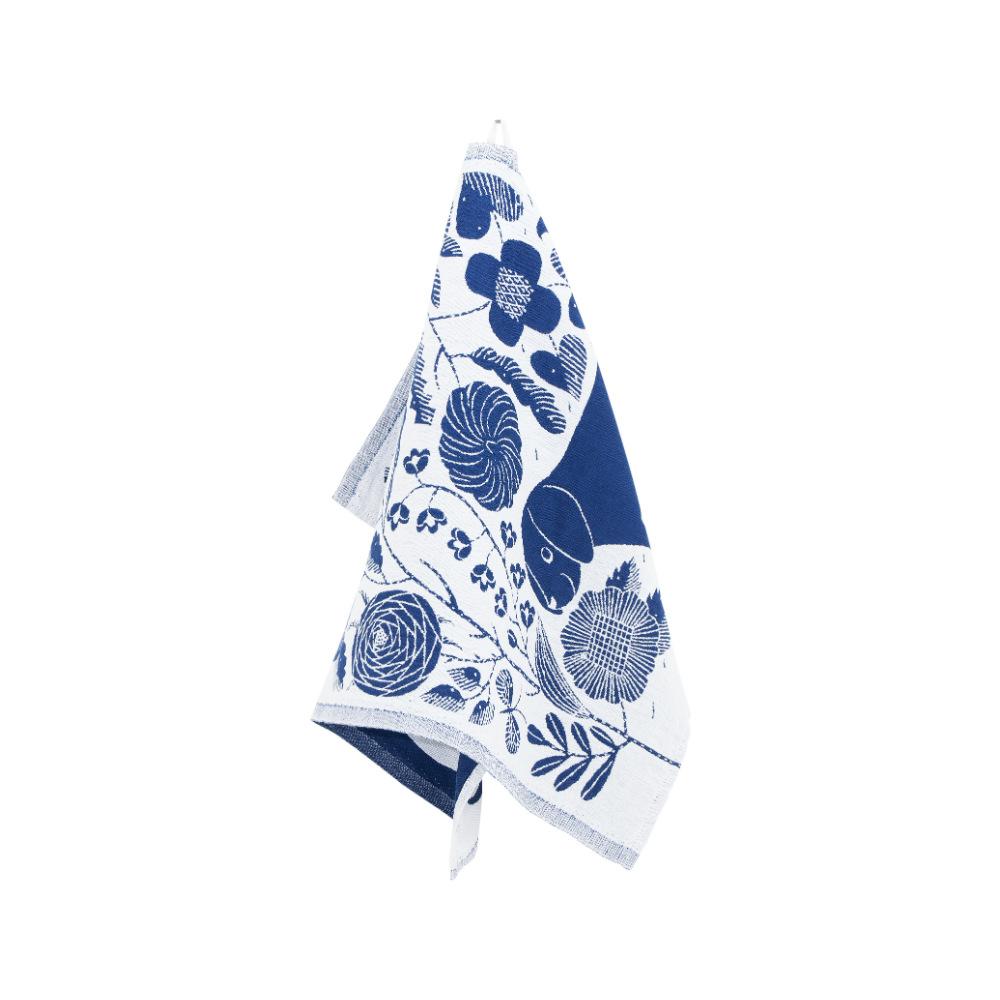 Lapuan Kankurit|鹿兒島睦貓狗萬用擦巾 (藍莓色)