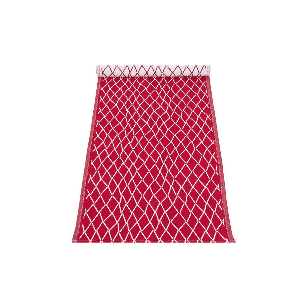 Lapuan Kankurit|Eskimo棉麻長桌巾 (紅)
