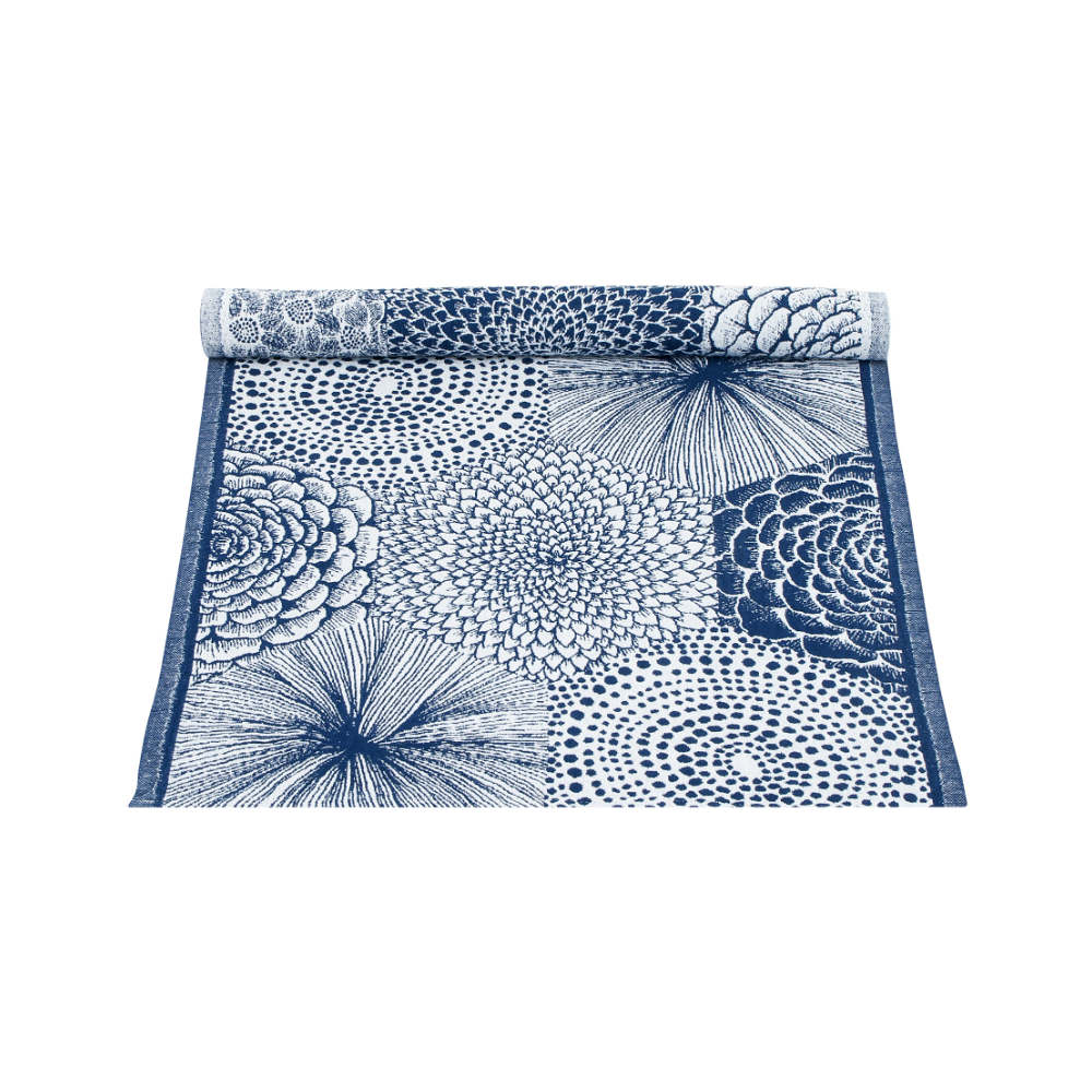 Lapuan Kankurit|RUUT長桌巾 (深藍)