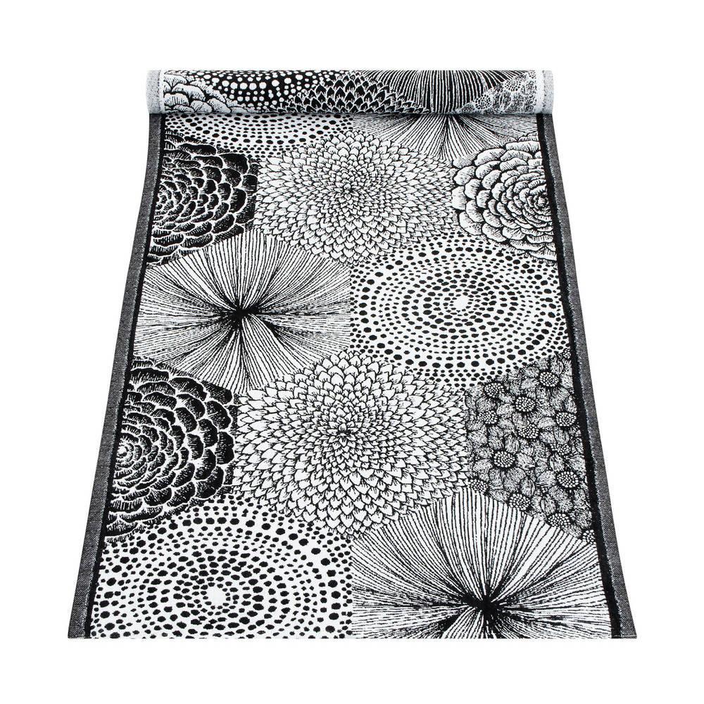 Lapuan Kankurit|RUUT長桌巾 (黑)