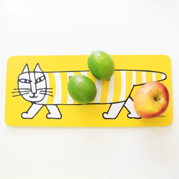 (複製)Lisa Larson|Mikey白樺木砧板/餐墊 (白)