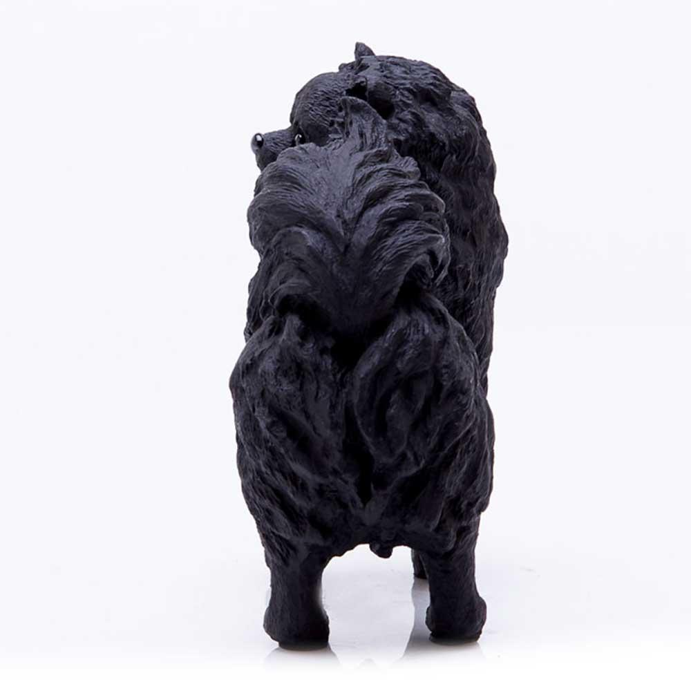 土山炭製作所│紀州備長炭寵物裝飾 -博美(S)