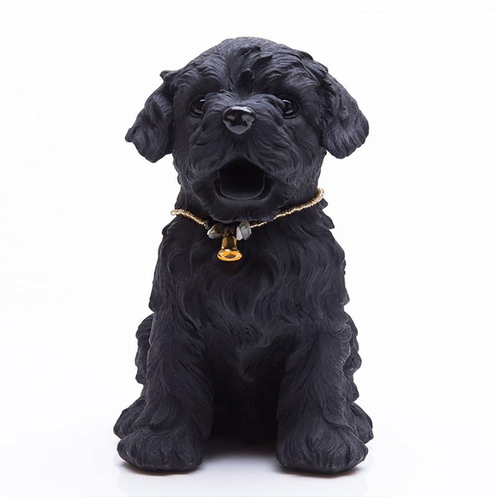 土山炭製作所│紀州備長炭寵物裝飾 - 瑪爾濟斯幼犬(L)
