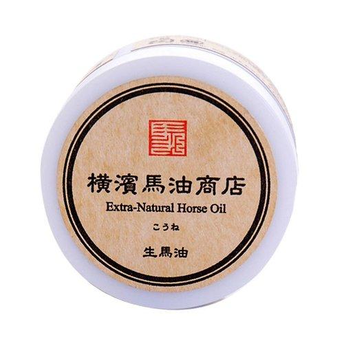 橫濱馬油商店│橫濱頂級馬鬃脂油 (金) 50g