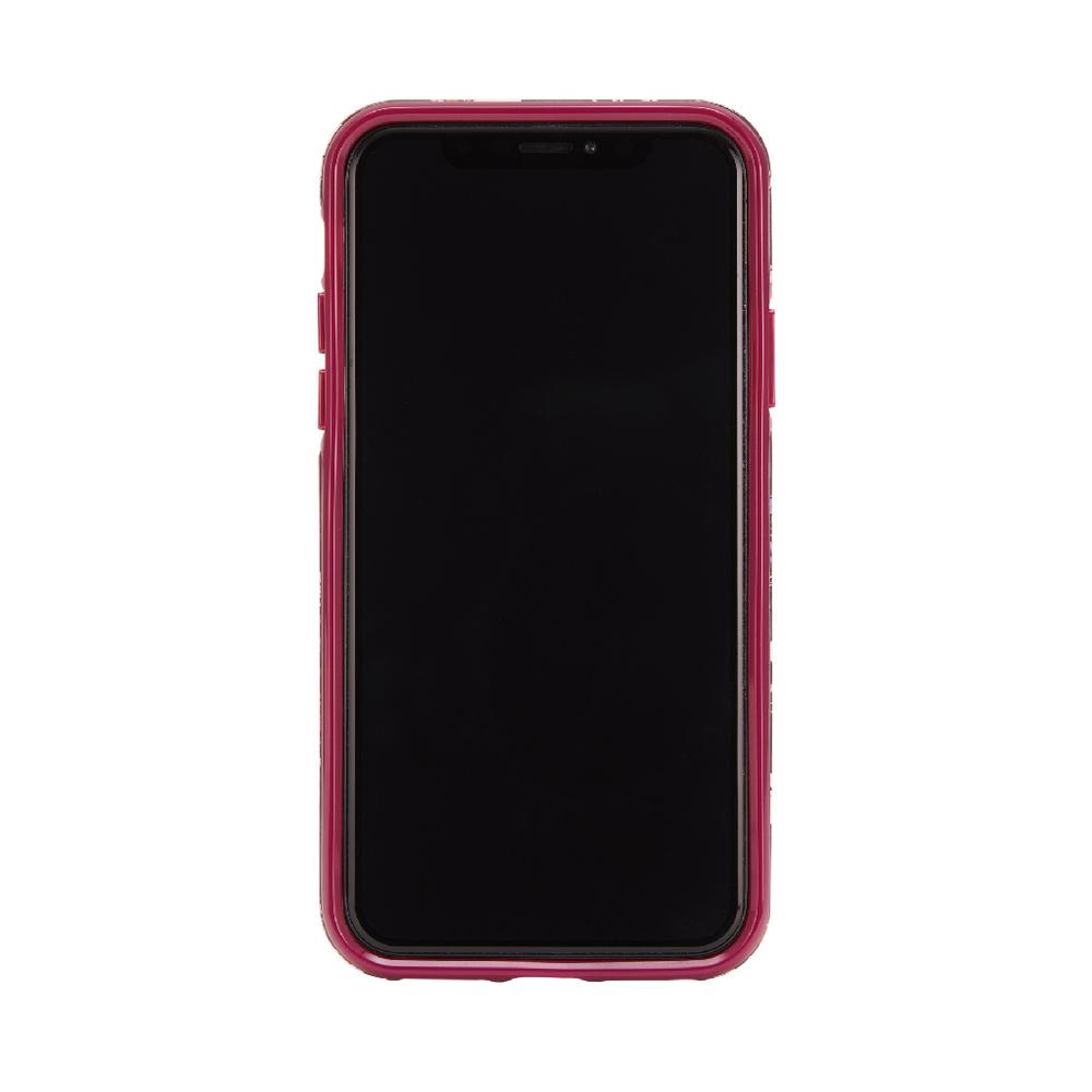 Richmond & Finch│iPhone X/XS斑馬花紋金線框手機殼