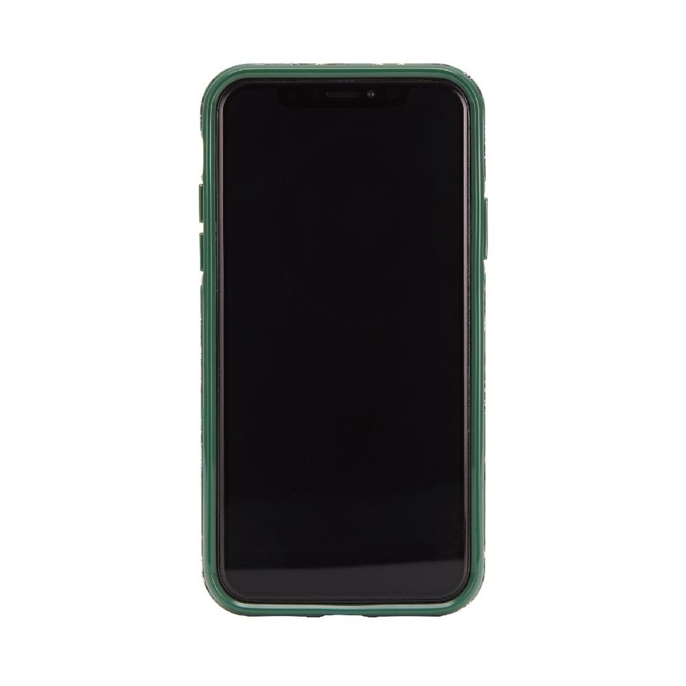 Richmond & Finch│iPhone XS MAX叢林美洲豹金線框手機殼